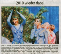 2009 german newspaper
